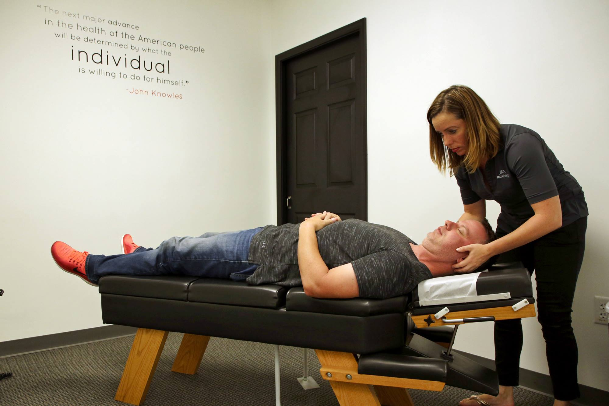 Chiropractic in Kansas City